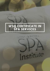 WSQ Certificate in Spa Services